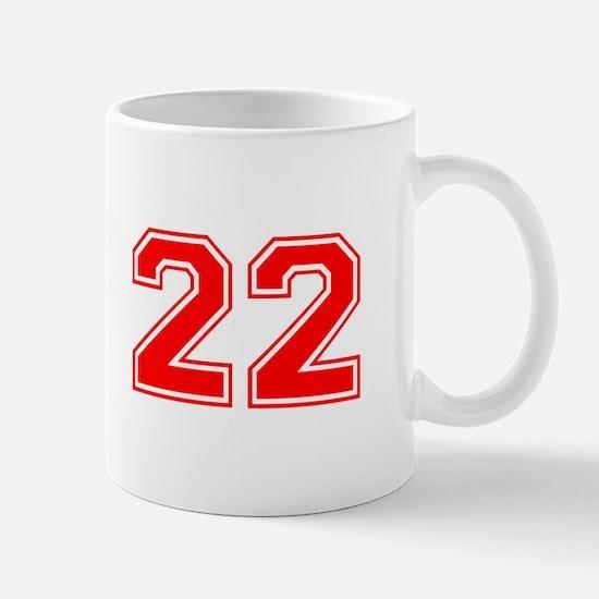 22 Mugs