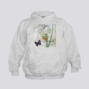 All things are possible Kids Hoodie