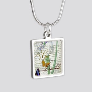 All things are possible Necklaces