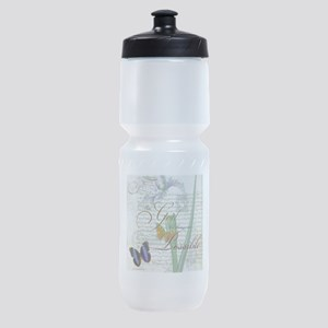 All things are possible Sports Bottle
