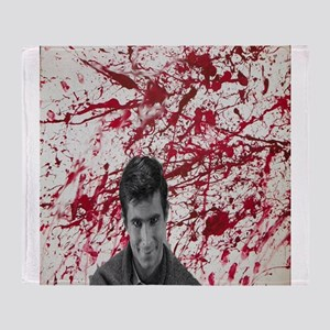 Norman bates Throw Blanket
