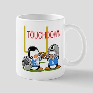Football Penguins Mug