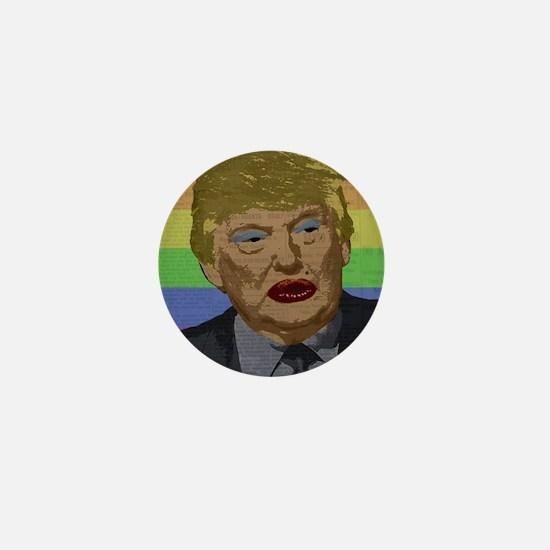 Donald Trump Mini Button