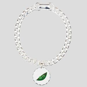 Two Peas Bracelet