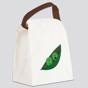 Two Peas Canvas Lunch Bag