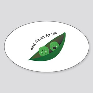 Best Friend Peas Sticker