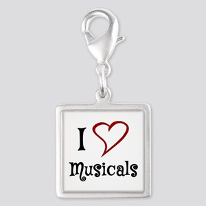 I Love Musicals Charms