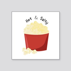 Hot Salty Sticker