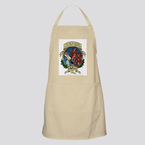 Krampus is Itching to do some Switching Apron