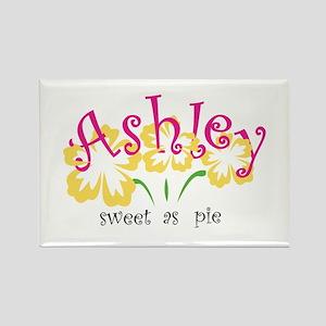 Ashley Rectangle Magnet