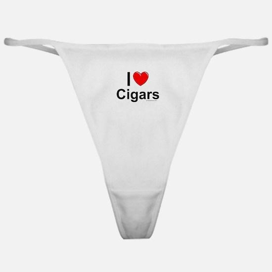 Cigars Classic Thong
