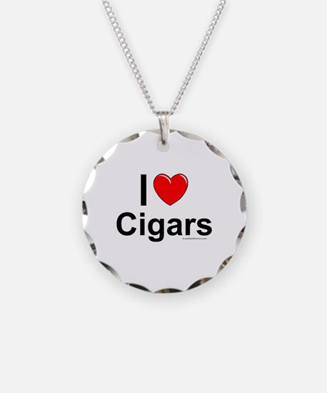 Cigars Necklace