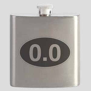 0.0 black Flask