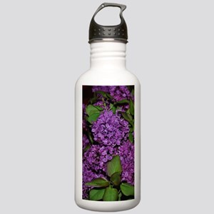 Lilac Stainless Water Bottle 1.0L