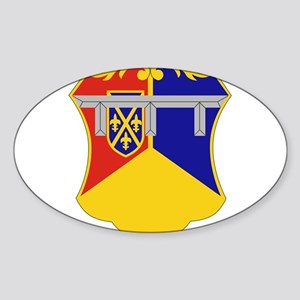 66th Armor Regiment Sticker