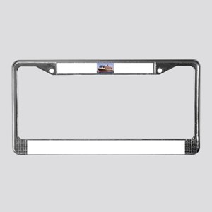 Cruise Ship 2: Queen Mary 2 License Plate Frame