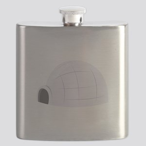 Eskimo Igloo Flask