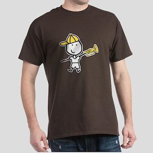 Boy & Mellophone Dark T-Shirt
