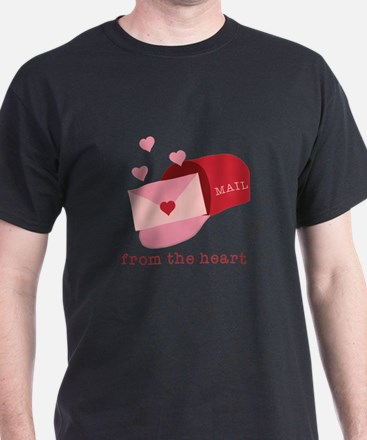 Heart Mail T-Shirt