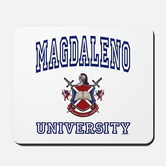 MAGDALENO University Mousepad
