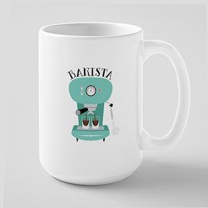 Coffee Machine Barista Mugs