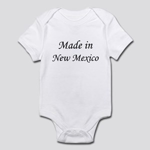 New Mexico Infant Bodysuit