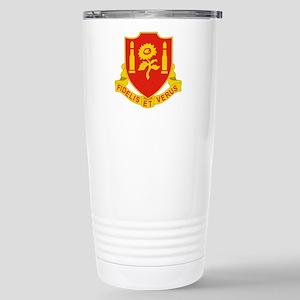 29 Field Artillery Regi Stainless Steel Travel Mug