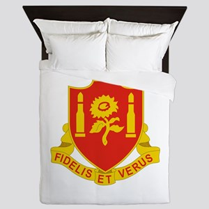 29 Field Artillery Regiment Queen Duvet