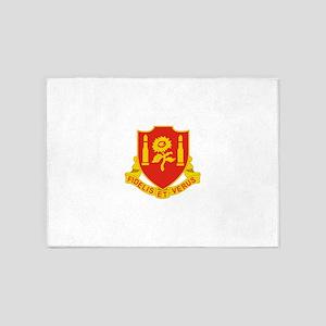 29 Field Artillery Regiment 5'x7'Area Rug