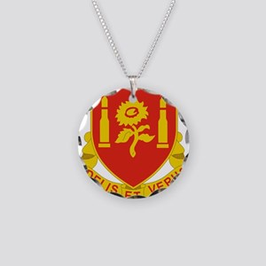 29 Field Artillery Regiment. Necklace Circle Charm