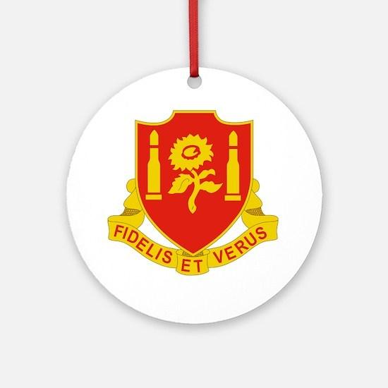 29 Field Artillery Regiment.psd.p Ornament (Round)