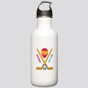 Hockey For Life Water Bottle