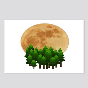 SET THE MOON Postcards (Package of 8)