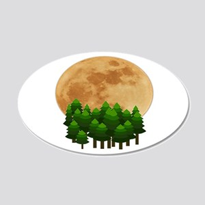 SET THE MOON Wall Decal