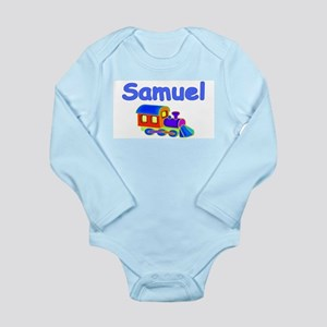 Train Engine Samuel Infant Creeper Body Suit