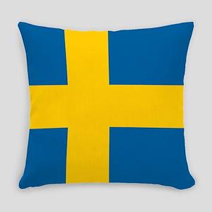 Swedish Flag Master Pillow