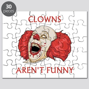 Clowns Aren't Funny Puzzle
