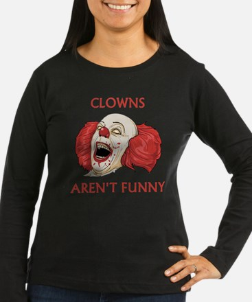 Clowns Aren't Funny T-Shirt