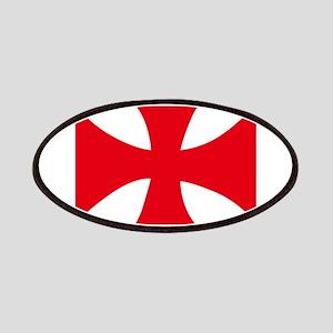 Templar Cross Patches