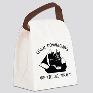 Legal Downloads Are Killing Piracy Canvas Lunch Ba