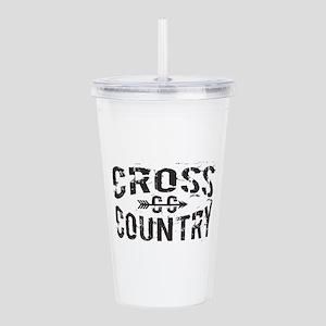 Cross Country Acrylic Double-Wall Tumbler