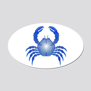 CRAB SOUL Wall Decal