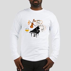 Musical Instruments Long Sleeve T-Shirt