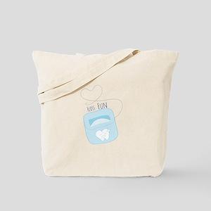 Floss Fun Tote Bag