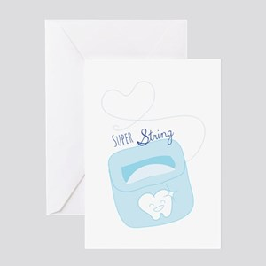 Super String Greeting Cards