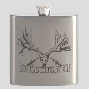 Bowhunter buck 14 Flask