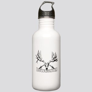 Bowhunter buck 14 Stainless Water Bottle 1.0L
