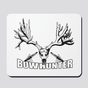 Bowhunter buck 14 Mousepad