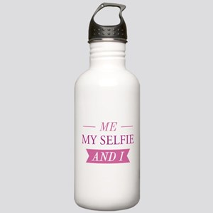 Me My Selfie And I Stainless Water Bottle 1.0L