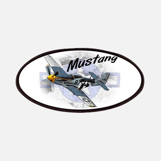 P51 Mustang Patches